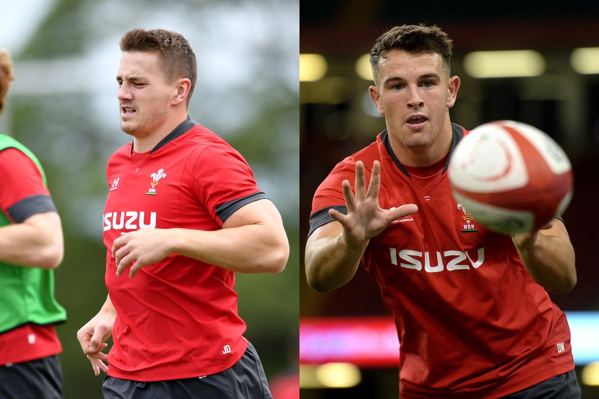 TEAM UPDATE: Jonathan Davies has been removed from the match day 23 due to an aggravation of the knee injury he sustained in the game against Fiji. Owen Watkin starts at 13 with Leigh Halfpenny coming onto the bench.