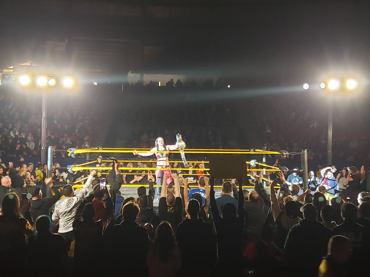 WWE NXT Live Event Results From Vancouver (10/19): Roderick Strong Headlines, Finn Balor Wins Squash