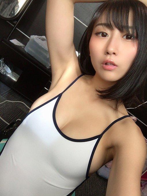 グラビアアイドル美東澪のTwitter自撮りエロ画像65