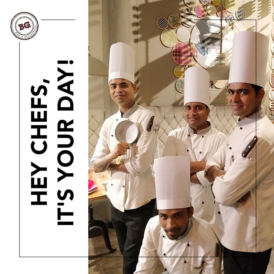 A great chef knows that the secret of good food lies, not in the complicated ingredients, but in the ability to take the simplest of ingredients and create something magical.   #HappyInternationalChefsDay to all our Chefs.   .  .  .  #Bg #PriyaCinema #GroundFloor #YourHappyPlacepic.twitter.com/K9nZqyG3uI