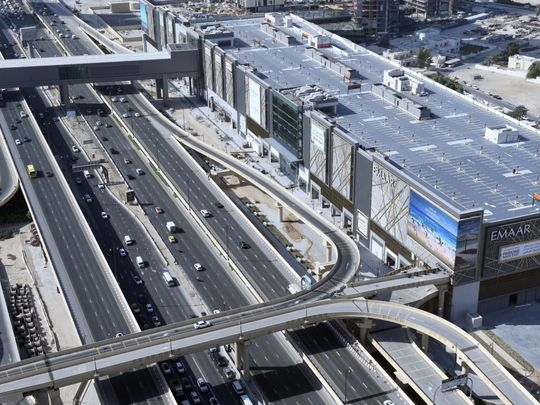 The Dubai Mall Zabeel bridges to open on October 29 http://bit.ly/2P47enY