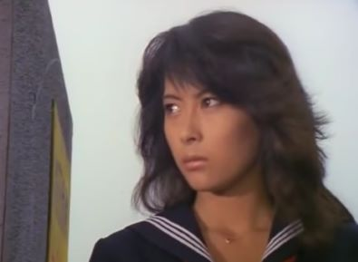 10月20日はセーラー服反逆同盟・結成の日~ ユミ(仙道敦子