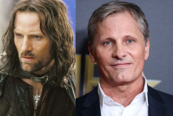 Viggo Mortensen turns 60 years old today! Happy birthday Viggo!