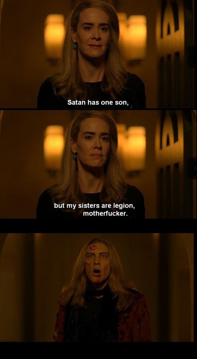 ICON ✨🔥#Cordelia  #sarahpaulson #ahs #AmericanHorrorStory #ahscoven #coven #supreme #AHS #AHS1984 #icon #xoxo