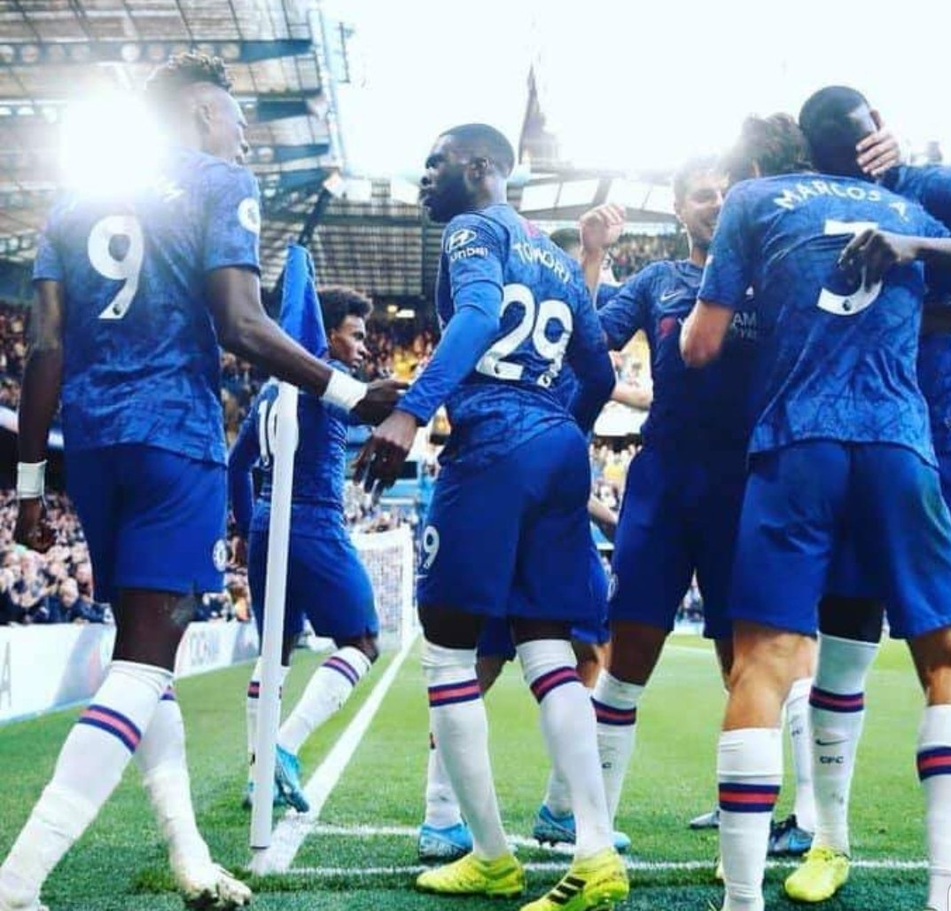 What a team we have #cfc