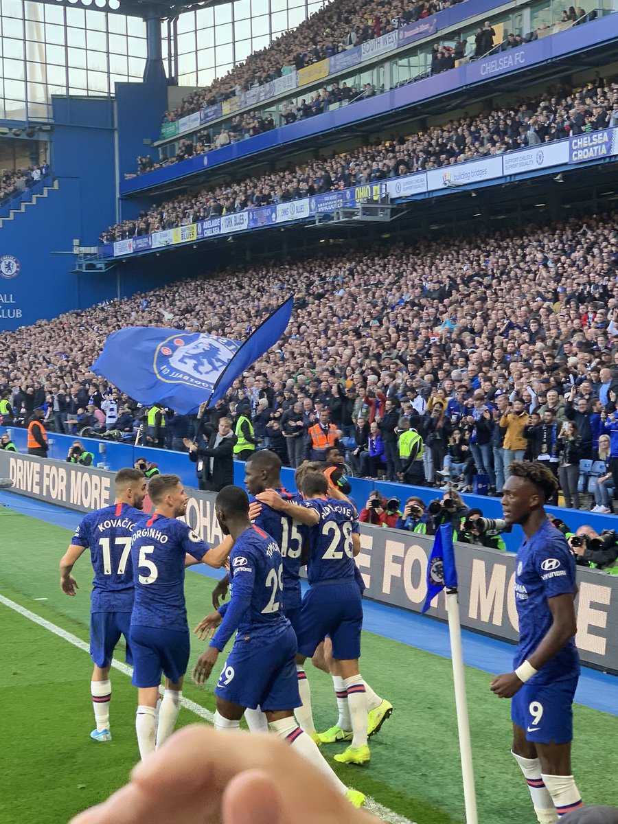 Well done squad. Grind it out #cfc @ChelseaFC