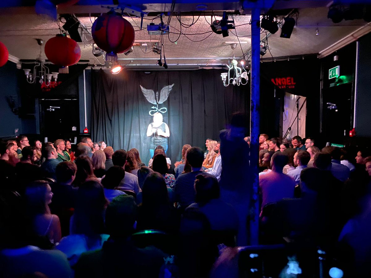 And that's a wrap on another busy week! Great night at Angel Comedy, Bill Murray hosting two shows with @yourfriendneil @jmeaghercomedy @alimacofsky @twix_choc87 @adamjayekseekay @jamesellis and of course AIMEE making it run smooth as s**t!#comedy #comedian #laugh #london