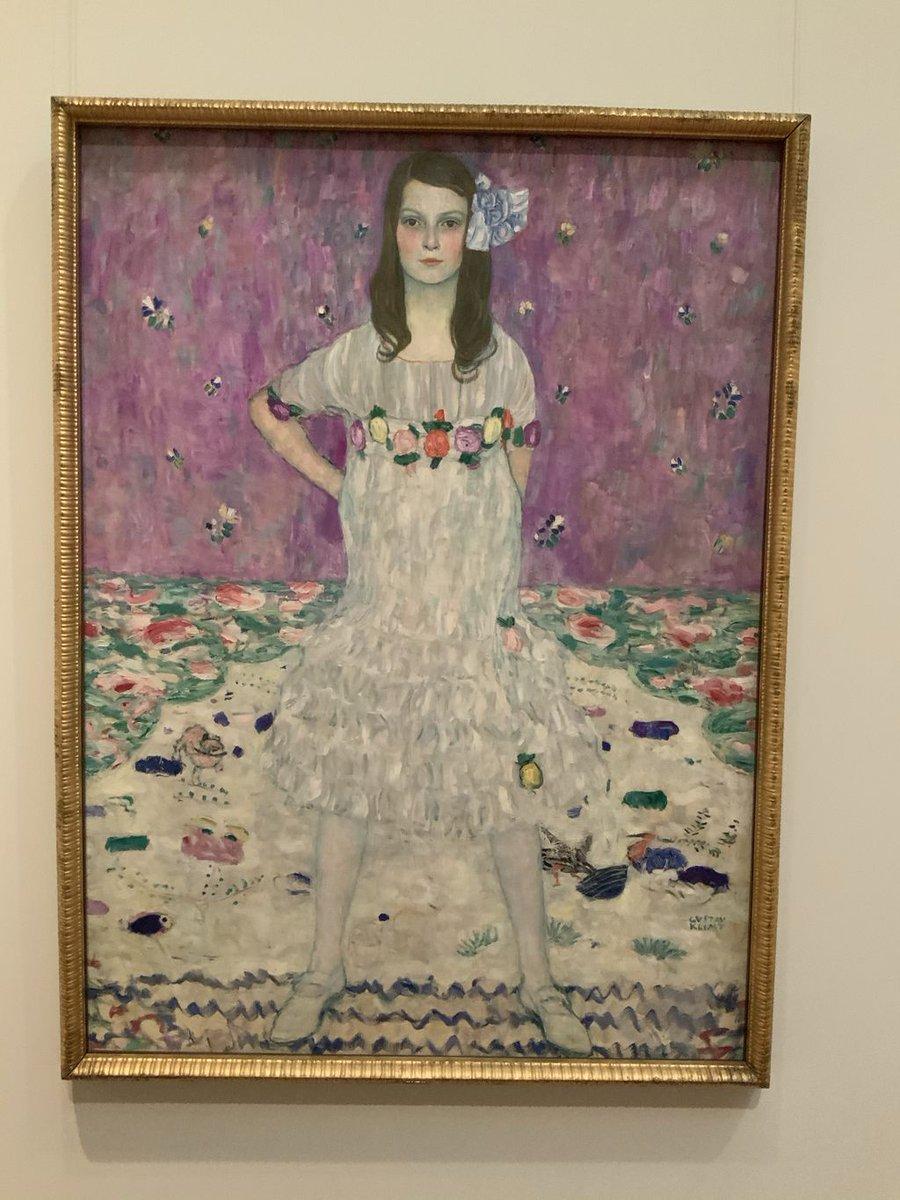 Gustav Klimt @metmuseum