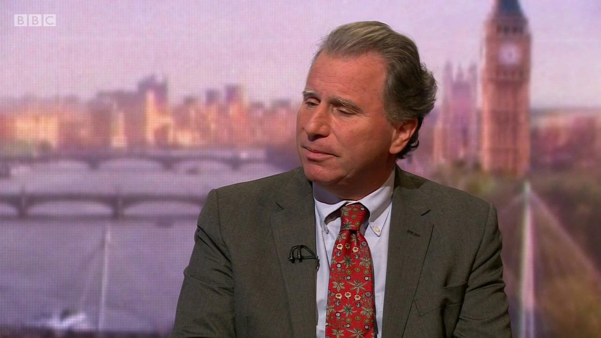 """""""I'm behind the government""""Sir Oliver Letwin tells #Marr he supports PM's #Brexit deal and """"there will be no more amendments"""" from himhttp://bbc.in/33ItzeP"""