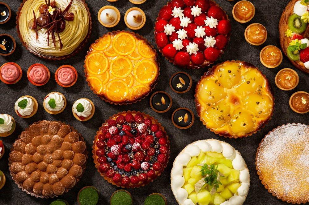 スイーツブッフェ「カーナバル ドゥ セーズ タルト」品川プリンスホテルで、16種のタルトが食べ放題 -