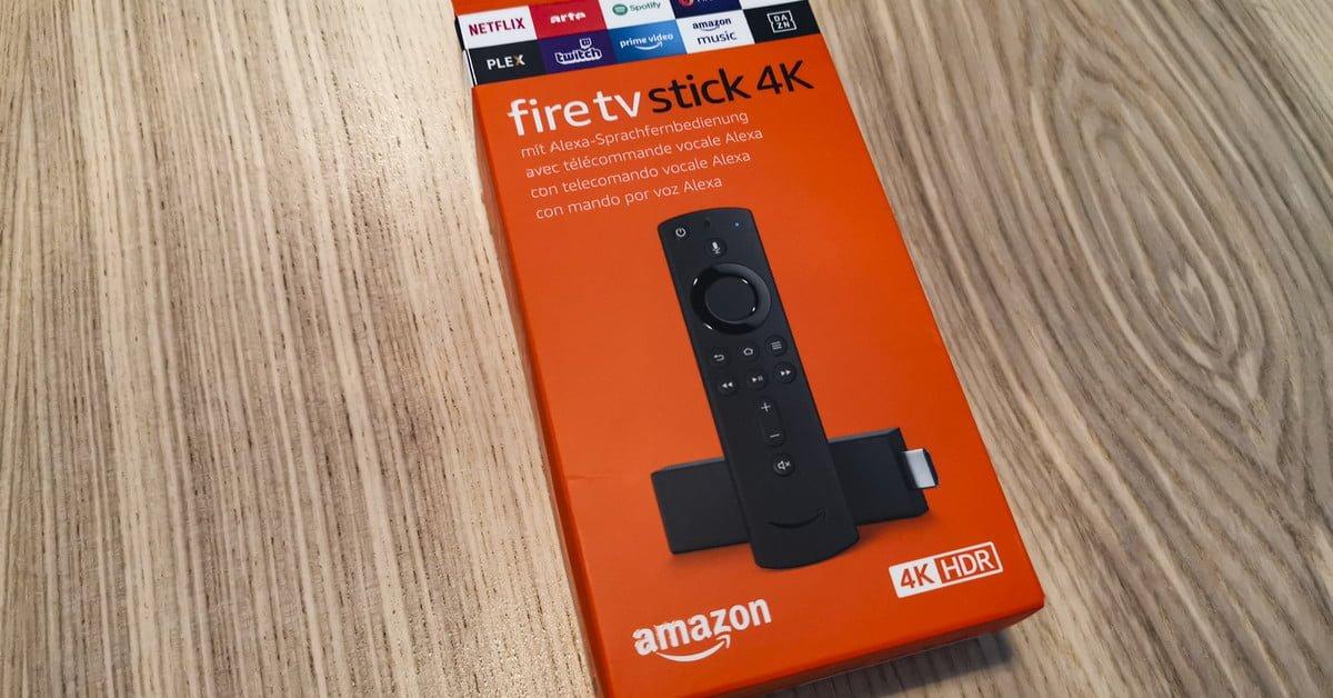 Revisión del #Amazon Fire TV Stick 4K con #Alexa integrada