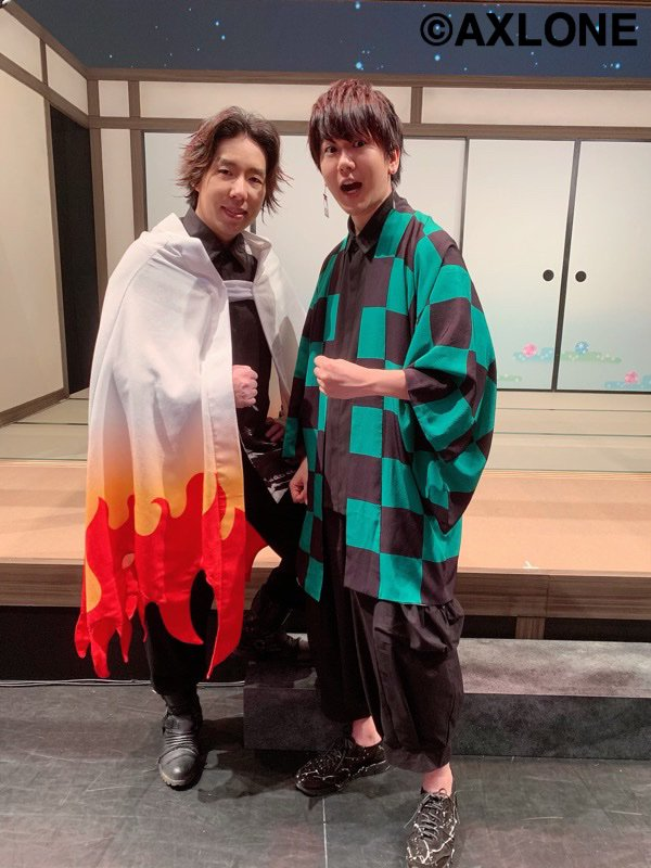 櫻井さん、花江さんとお写真撮らせていただきました📸ありがとうございます🙏✨✨