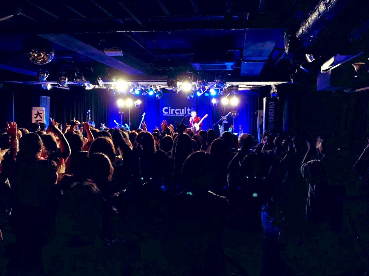 本日は大阪でYamaha Acoustic Mind 2019でした!!!めっちゃ楽しかったーーー!!!ご来場のみなさま誠にありがとうございました!!!