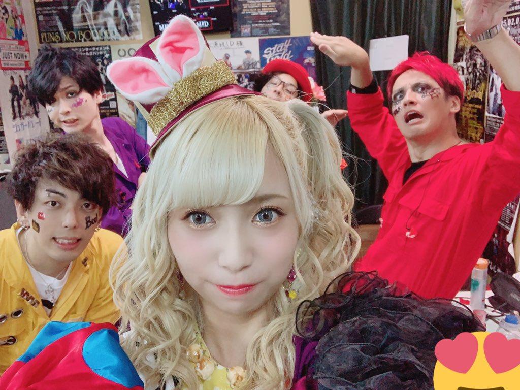 「HARUKA YAMAZAKI LIVE TOUR 2019 ~C'est Parti!!~」2日目!!!名古屋公演!!!ありがとうございました😭💛💜💛色々なことがあったけど!!みんなのおかげで大丈夫だった!!😳❤すごく楽しかったよ!!!本当にありがとうーー!!!🥰🥰ぴ組も演奏ありがとうーーー!!😖#セパルティ