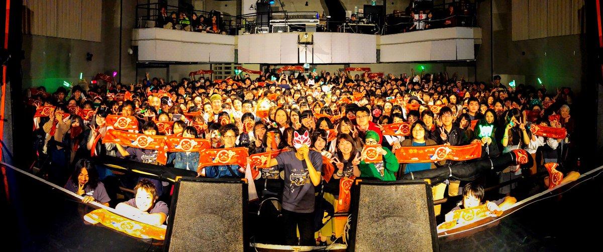 本日、北海道の札幌公演でした!今日もあなたのおかげで最高のライブになりました、ありがとう!!どんどん音楽という芸術を知ることができてます、次のライブはどうなるか予測がつかなくて最高!#君住む街へ#札幌