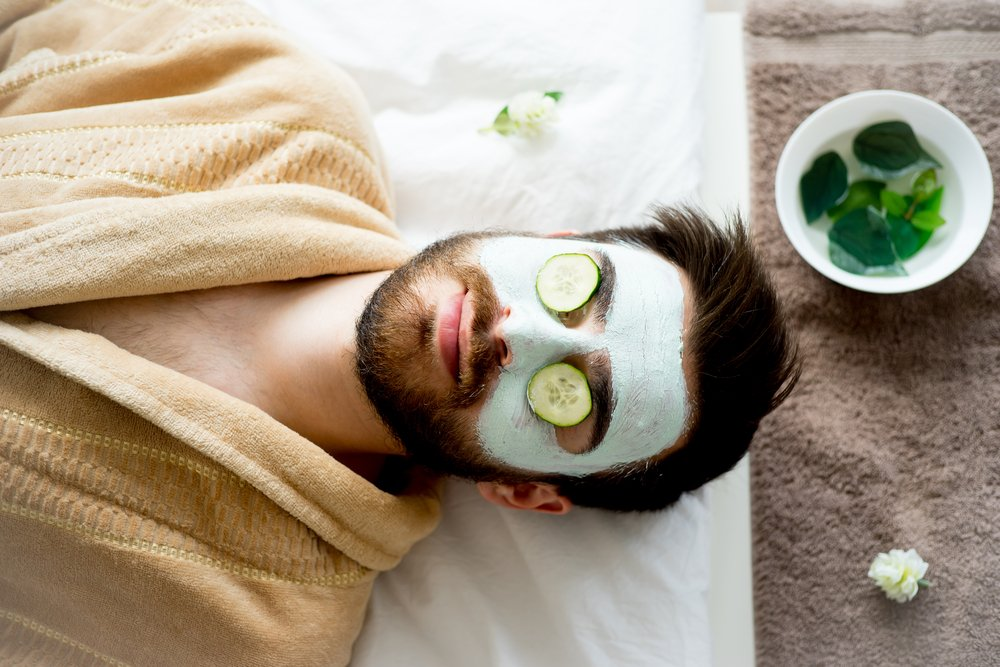 мужчина в спа смешные картинки использование