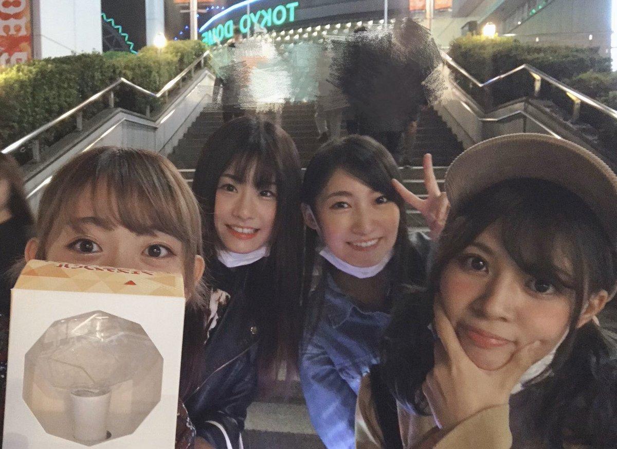 #バンナムフェス 行ってきましたー!東京ドームでアイカツ!してる姿最高にかっこよくてキラキラで素敵だった!ユニットライブツアーとオケカツ!の発表もあって穏やかじゃなーい!#アイカツオンパレード #aikatsu#aikatsustars
