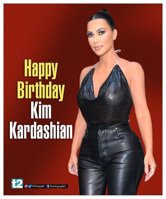 Happy birthday to the feisty Kim Kardashian