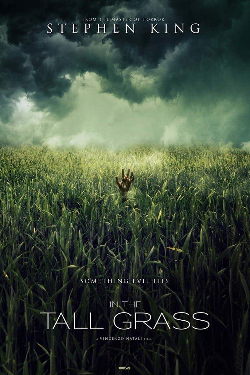 『イン・ザ・トール・グラス』一度その草むらに入ったが最後。二度とそこから出られない。『CUBE』のヴィンチェンゾ・ナタリ監督が描く新たな迷宮。それは自然の草むら。どこを見ても草が生い茂る、出口の見えない閉塞感が恐怖を煽る。草地獄としか言えない強烈な映像が満載の独特なホラーでした。