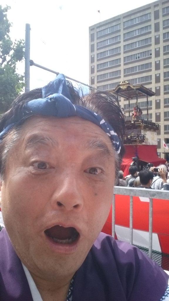 自力入力 自撮り 今日 ナゴヤまつり だがね  今ラグビー NHK見とる グッドジョブ 。 トリエンナーレ 何がもんだゃあ か ちゃんとtwitterします。「陛下写真バーナー焼いて踏みつぶす」 外人さんもみんな ビックリ ノー!
