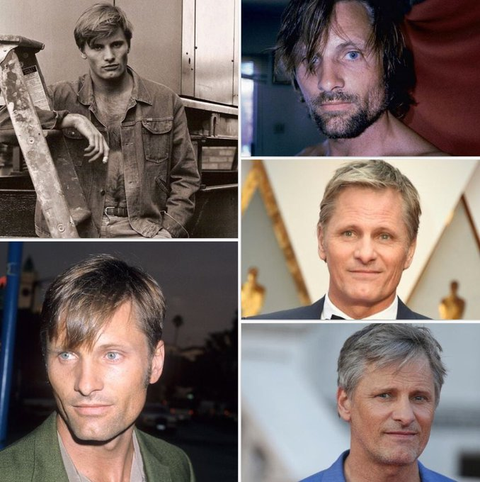 Happy 61st birthday to a really terrific actor, Viggo Mortensen.