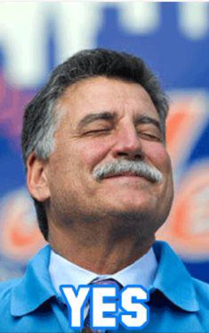 A happy birthday to the king, Keith Hernandez: