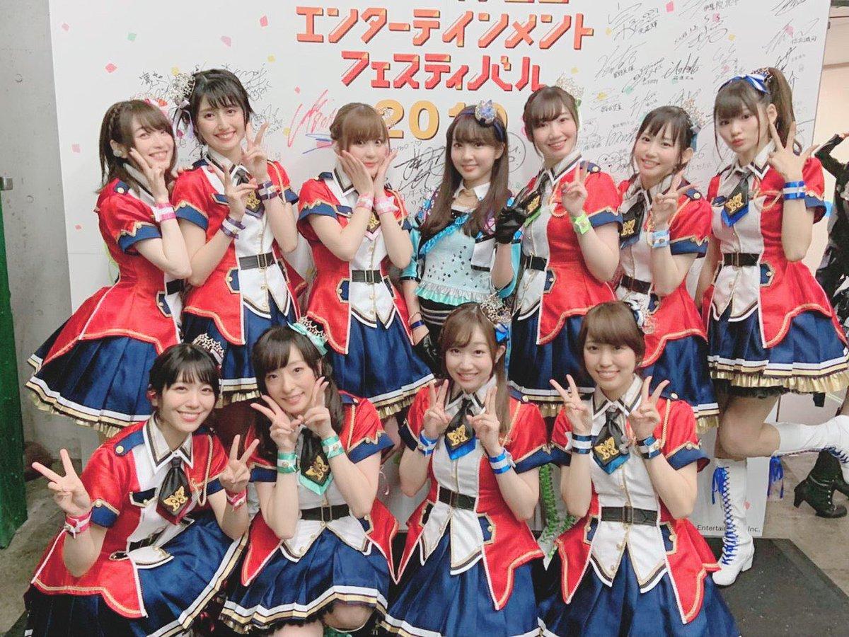 #バンナムフェス ありがとうございました!初めての東京ドームはもちろん緊張はしましたが、とっても楽しかったです⭐︎#アイカツオンパレード の応援よろしくお願いします?そして、UNION!!もサプライズで歌わせて頂きました^ ^みんな気づきました??#imas_ml