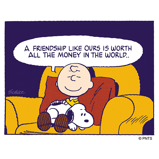 Ultimate friendship goals.
