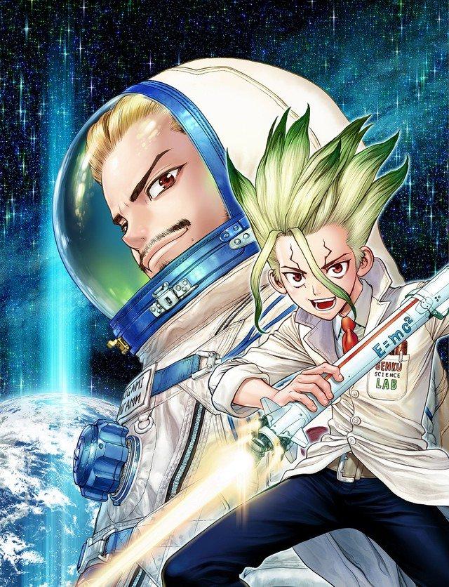 「Dr.STONE」Boichi自ら描くスピンオフ始動!ジャンプ初の本編&外伝同時連載(コメントあり)