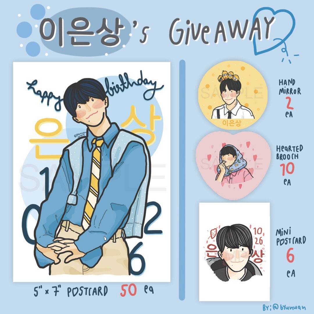 💌🍒 giveaway 𝙇𝙀𝙎 𝙛𝙖𝙣𝙖𝙧𝙩 𝙥𝙤𝙨𝙩𝙘𝙖𝙧𝙙 50 ea (+spe 2,6,10) — 📌location: café #appLESofmypie siamdis & #OurPrinceEunsangDay so-k café 🗓date: 261019 ⏱time: TBA 🍎RT & Show this before pick up 💖 — แจกสเปกิ๊ฟอ่านต่อด้านล่างคั้บ🖐🏻 #HappyEunsangDay #LEEEUNSUNG #이은상