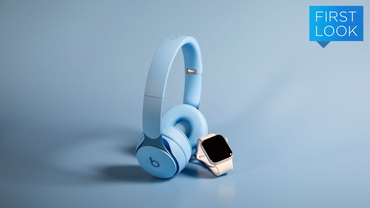 Apple finally made Beats look good