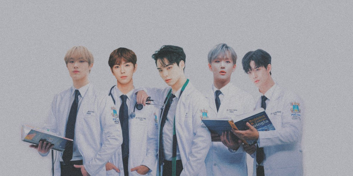 CIX as DOCTORS ; a thread. <br>http://pic.twitter.com/09Rk0JfSIc