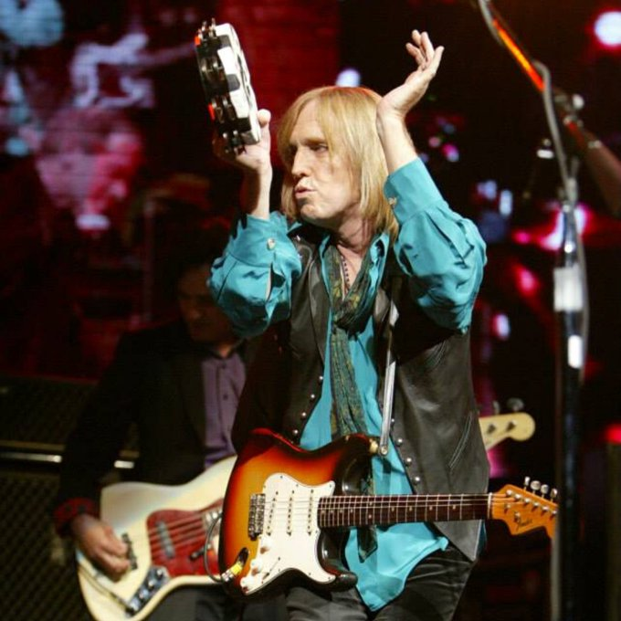 Missing this legend today. Happy birthday, Tom Petty!