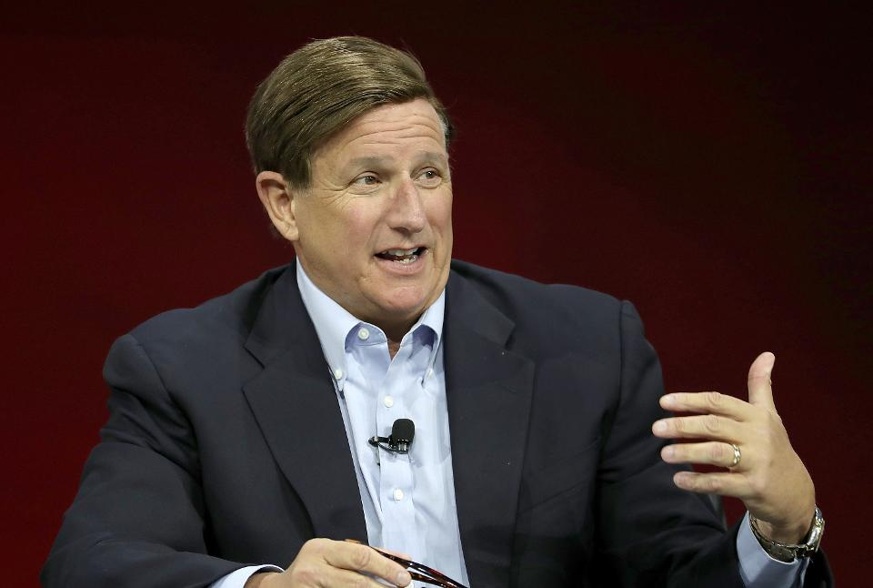 From Friday: Mark Hurd, Co-CEO of Oracle, dies at By @rachsandl