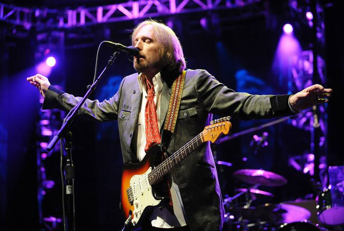 "We bet you sang a mean version of ""Happy Birthday!\"" We miss you, Tom Petty... Happy birthday!"