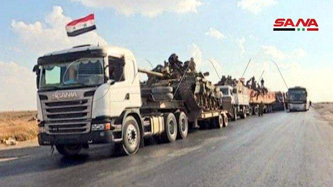 Курды сдали Рас-аль-Айн