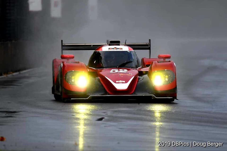 Sounds like our @JFCRacing LOLA was running really well at Portland yesterday. Even more excited for Thunderhill now..