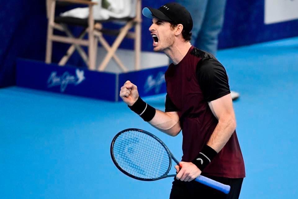 #Murray