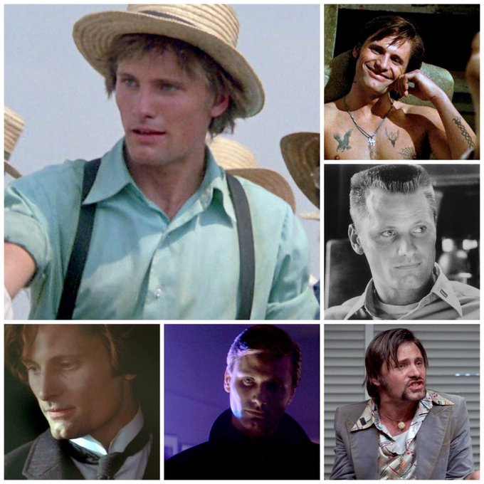 Viggo Mortensen...what else?! Happy Birthday