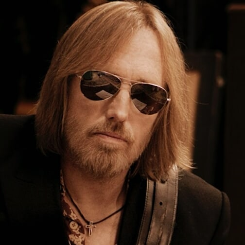 Happy birthday to the late Tom Petty!
