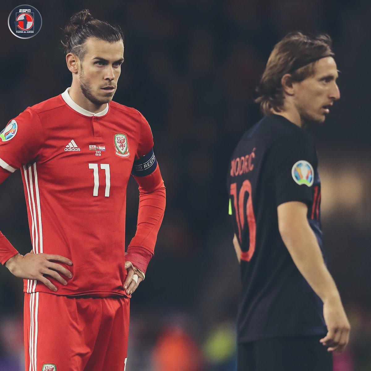 ¡No estarán en Turquía! ❌ 😫 Bale y Modric no se recuperaron de la lesión y no estarán en el partido ante Galatasaray. ¿A quién necesita más el equipo de Zidane? 👀