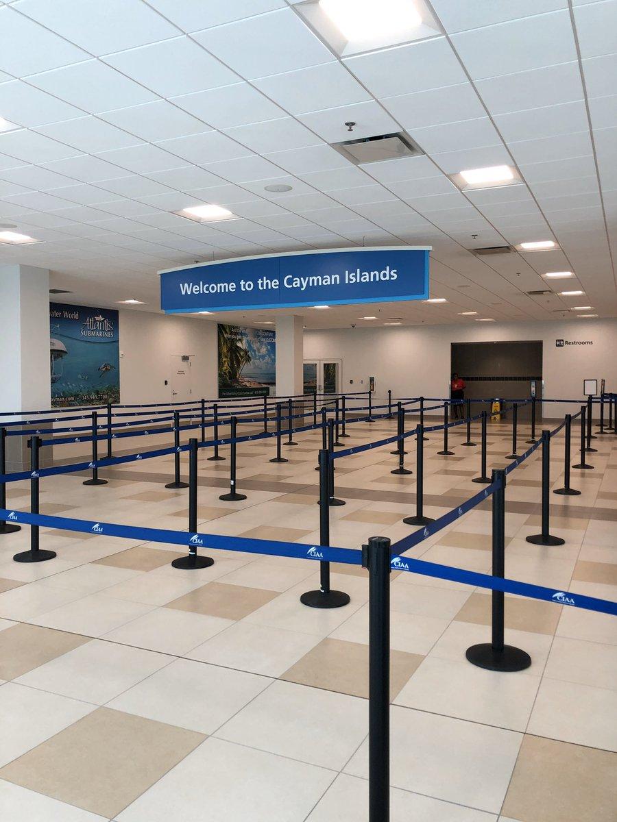 Altra tappa nell'isole Cayman, dove c'è una banca ogni 47 abitanti.