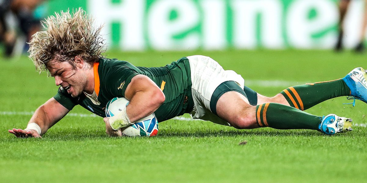 WATCH: Boks survive first-half scare to put Japan away and progress to RWC semi-finals.    https:// bit.ly/2Pal1cm       #StrongerTogether  #RWC2019  #JPNvRSA<br>http://pic.twitter.com/R1QVV4wtjI