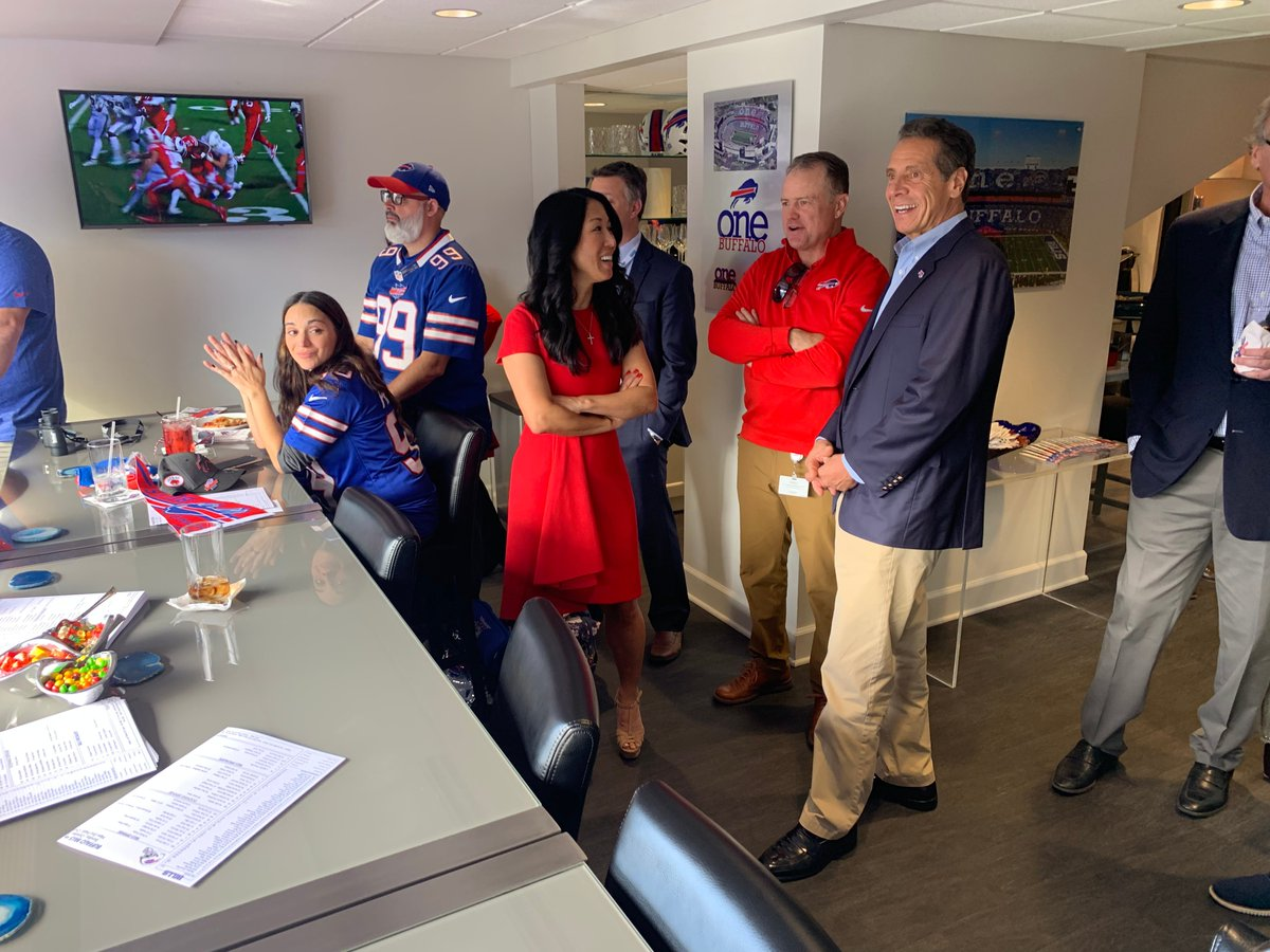 Andrew Cuomo On Twitter It S A Perfect Day For A Bills Game Let S Go Bills Squishthefish Gobills