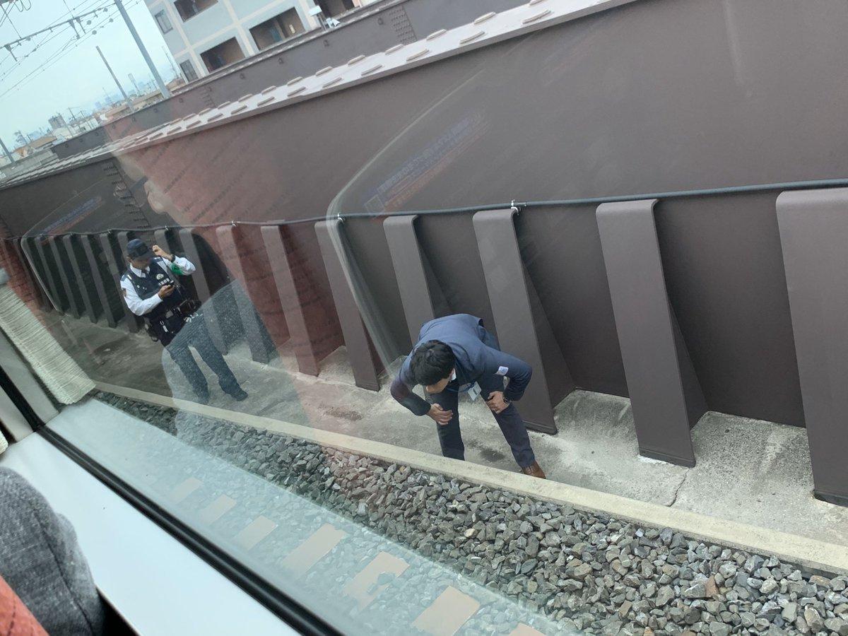 近鉄奈良線 東花園駅で人身事故「電車の下に人、男性がホームから飛び降りた」電車遅延10/21 - NAVER まとめ