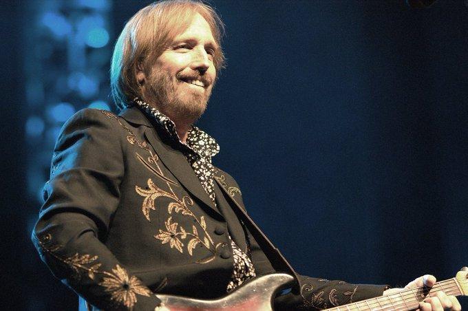 Celebrating an Angel today. Happy Birthday, Tom Petty.
