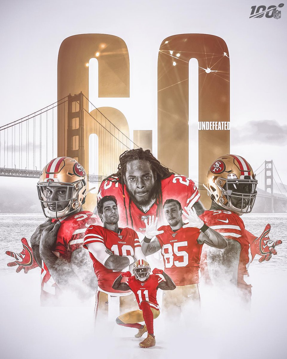 Nfl On Twitter Still Undefeated Goniners 49ers