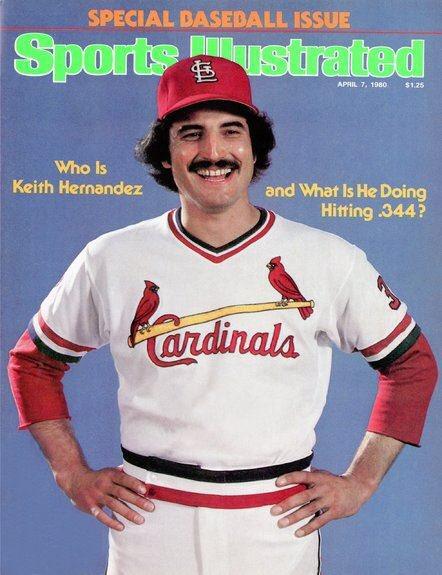 Happy Birthday baseball  great Keith Hernandez