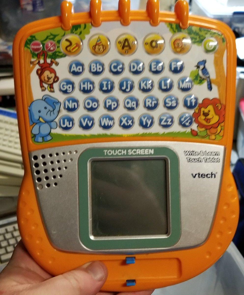 Vtech Laptop 2000s