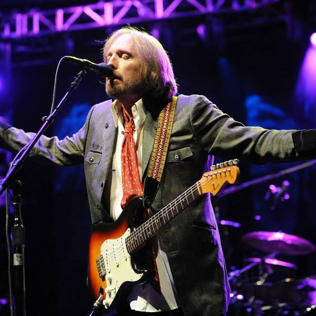 We bet you sang a mean version of Happy Birthday. We miss you, Tom Petty! Happy birthday.